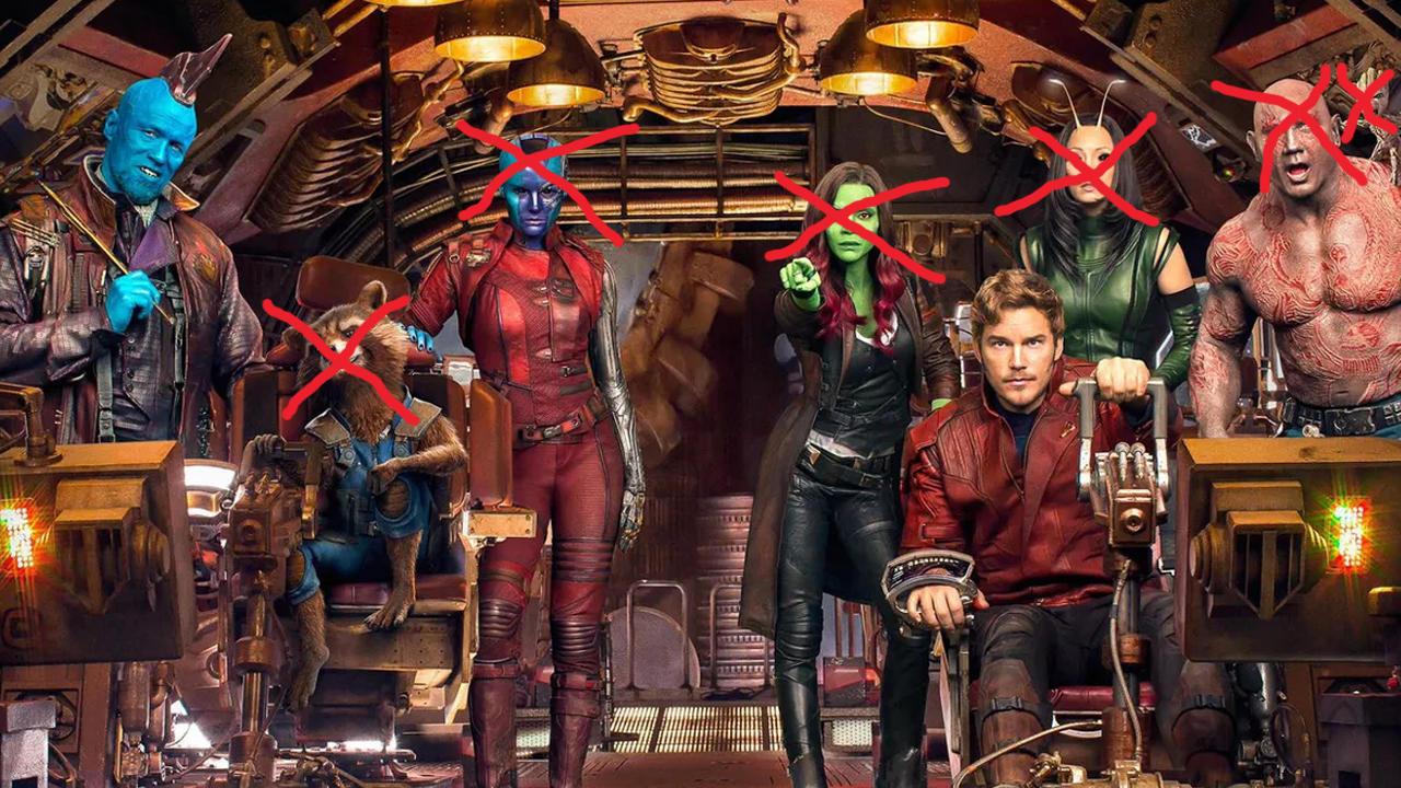 دنیای سینمایی مارول Avengers: Endgame