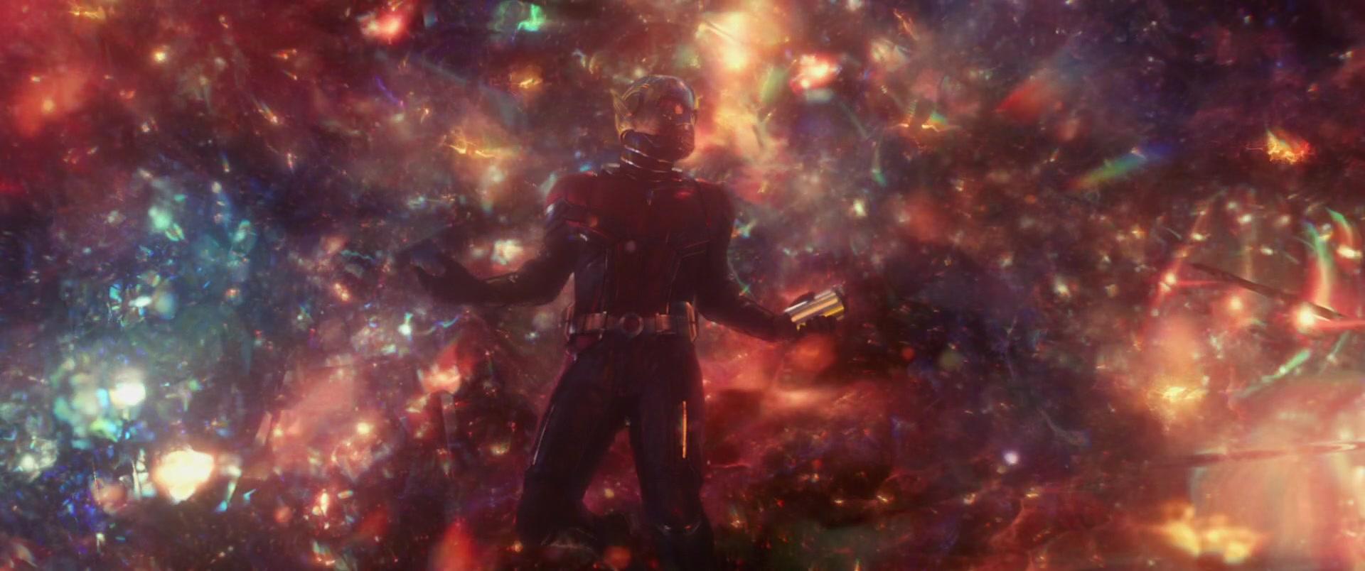 Ant-Man در Avengers Endgame