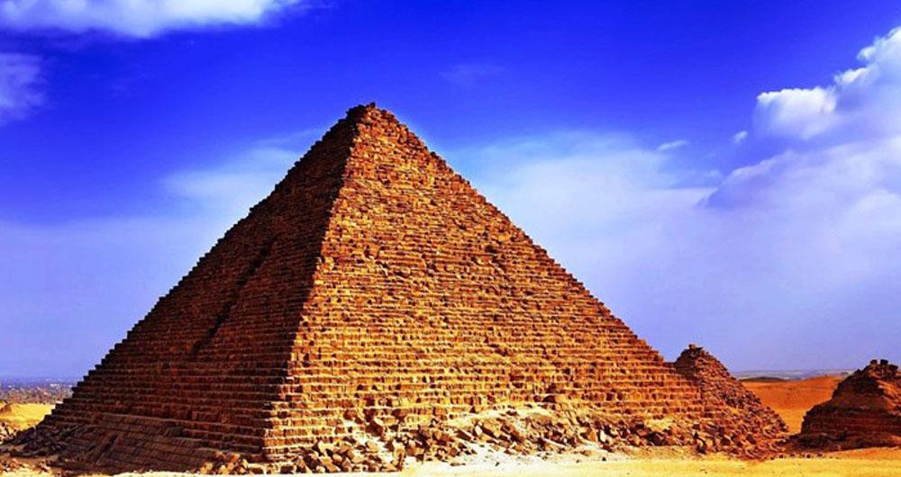 نظریه سیبسون درباره قدیمی ترین هرم مصر