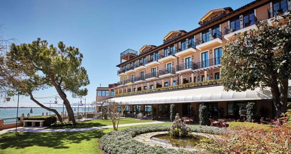 هتل سیپریانی در ونیز