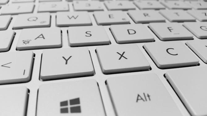 صفحه کلید لپ تاپ