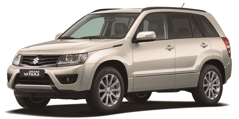 توقف تولید خودرو سوزوکی گرند ویتارا
