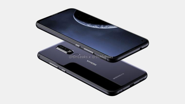 مشخصات گوشی نوکیا 6.2 به اینترنت راه پیدا کرد