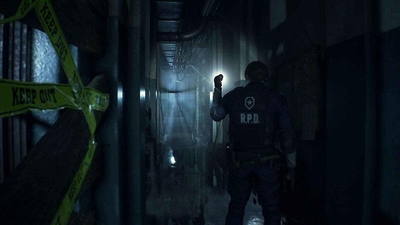 دموی بازی Resident Evil 2 Remake