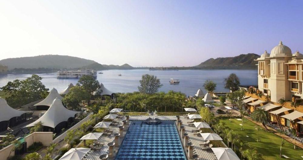 مجموعه هتل های لیلا پالاس