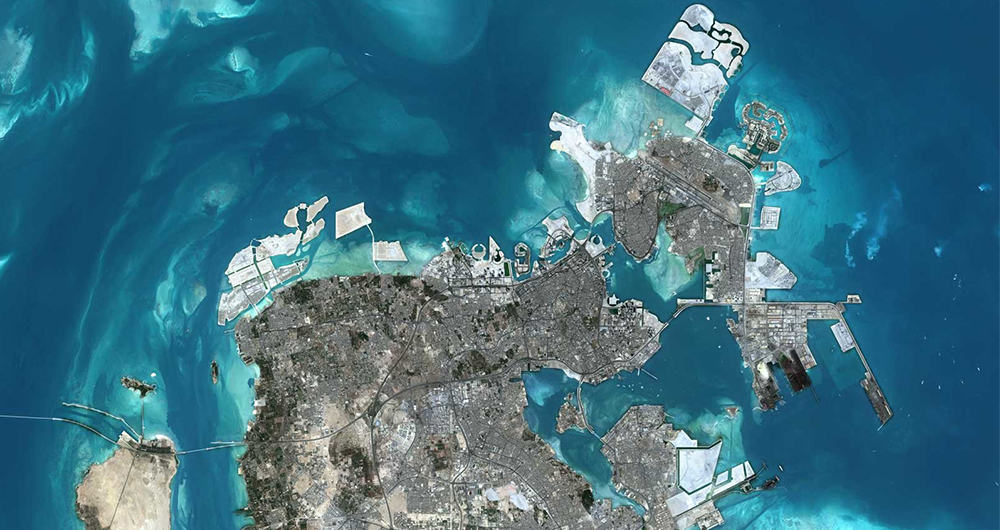 بزرگترین پارک زیر آب در جهان