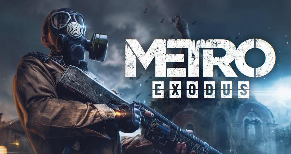 عرضه انحصاری بازی Metro Exodus