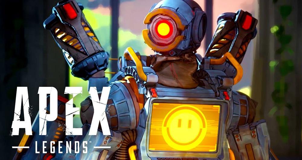 پوسته رایگان بازی Apex Legends