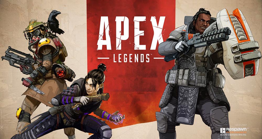 شخصیت جدید به بازی Apex Legends