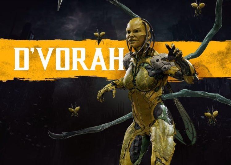 شخصیت دوورا در بازی Mortal Kombat 11