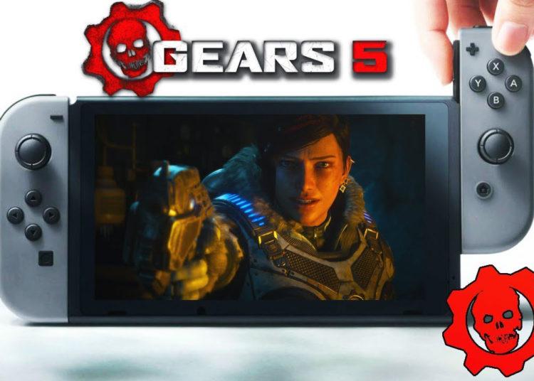 Gears of War برای نینتندو سوییچ