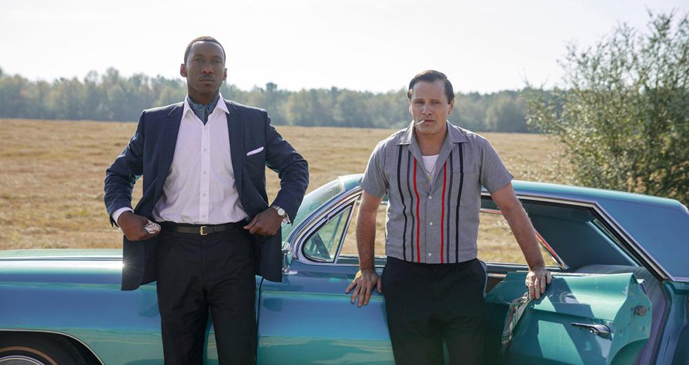 برندگان اسکار 2019 فیلم Green Book
