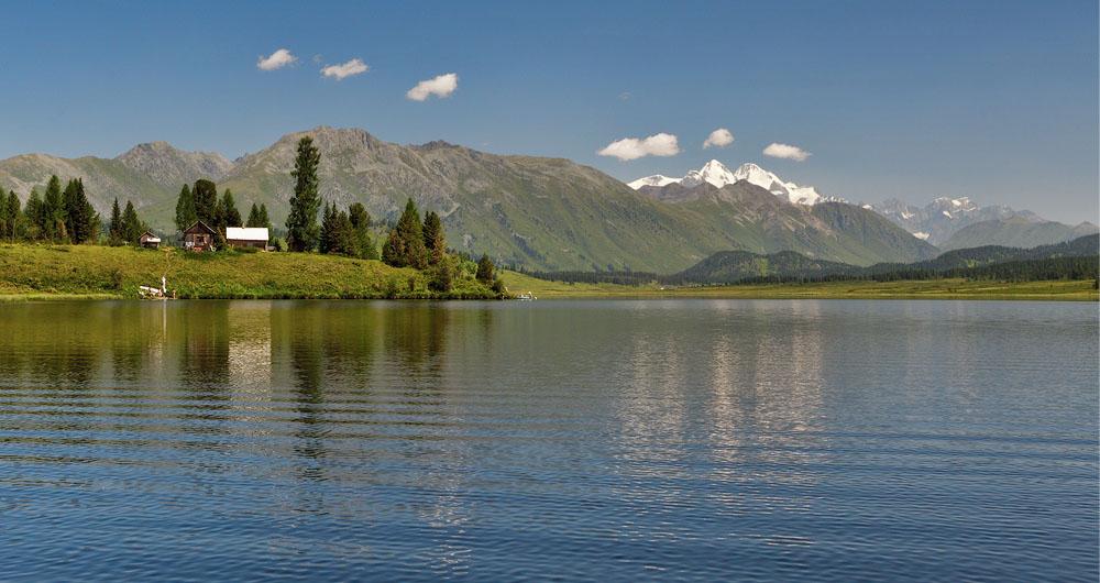 دریاچه زایسان