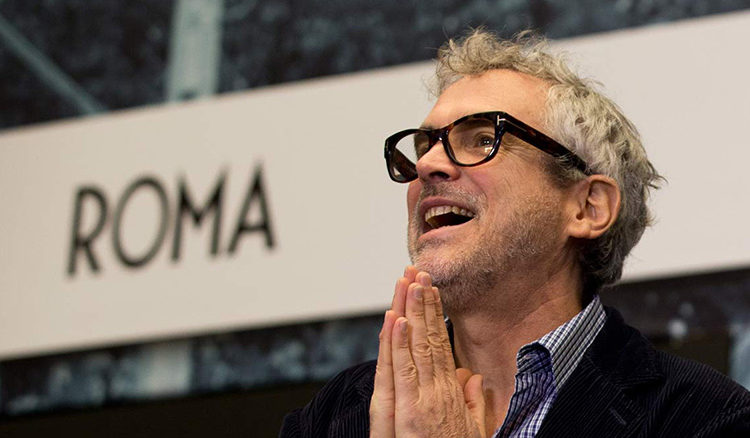 آلفونسو کوارون فیلم Roma