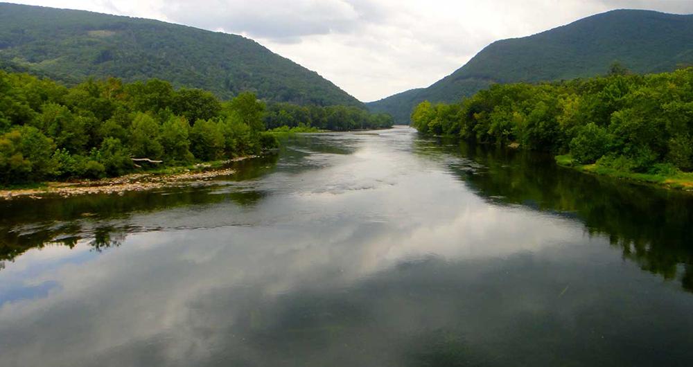 قدیمی ترین رودخانه ها