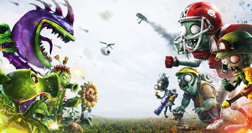 بازی Plants vs. Zombies