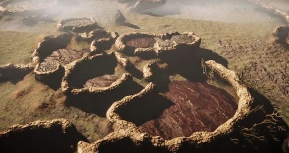 کلانشهر باستانی