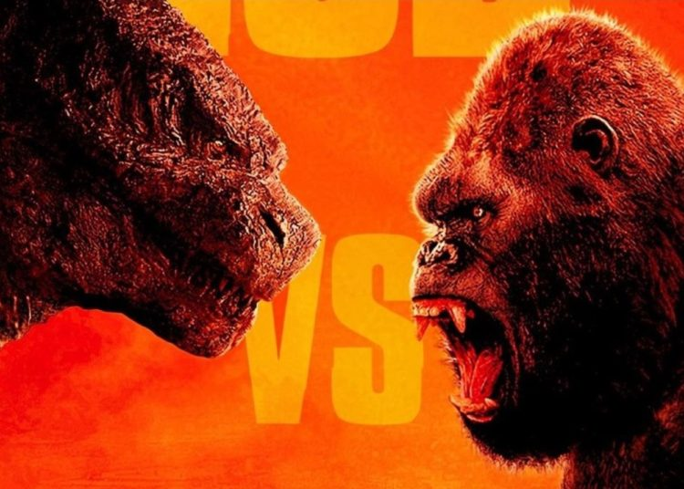 تاریخ اکران فیلمGodzilla vs. Kong