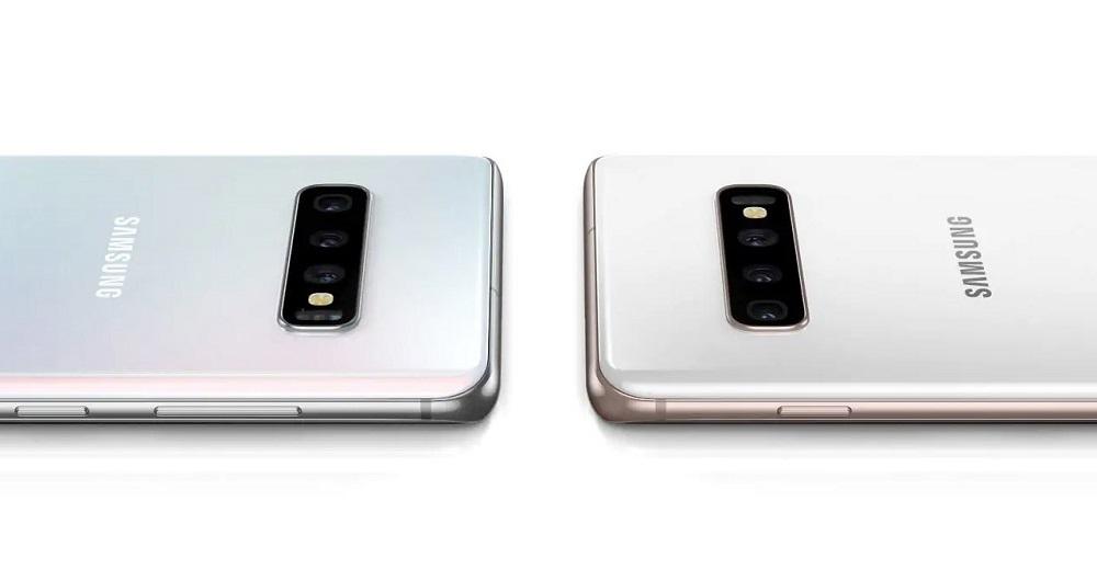 دوربین گلکسی S10 پلاس