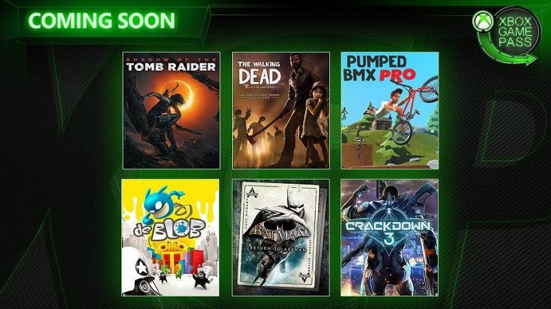 بازی های ماه فوریه 2019 سرویس Xbox Game Pass