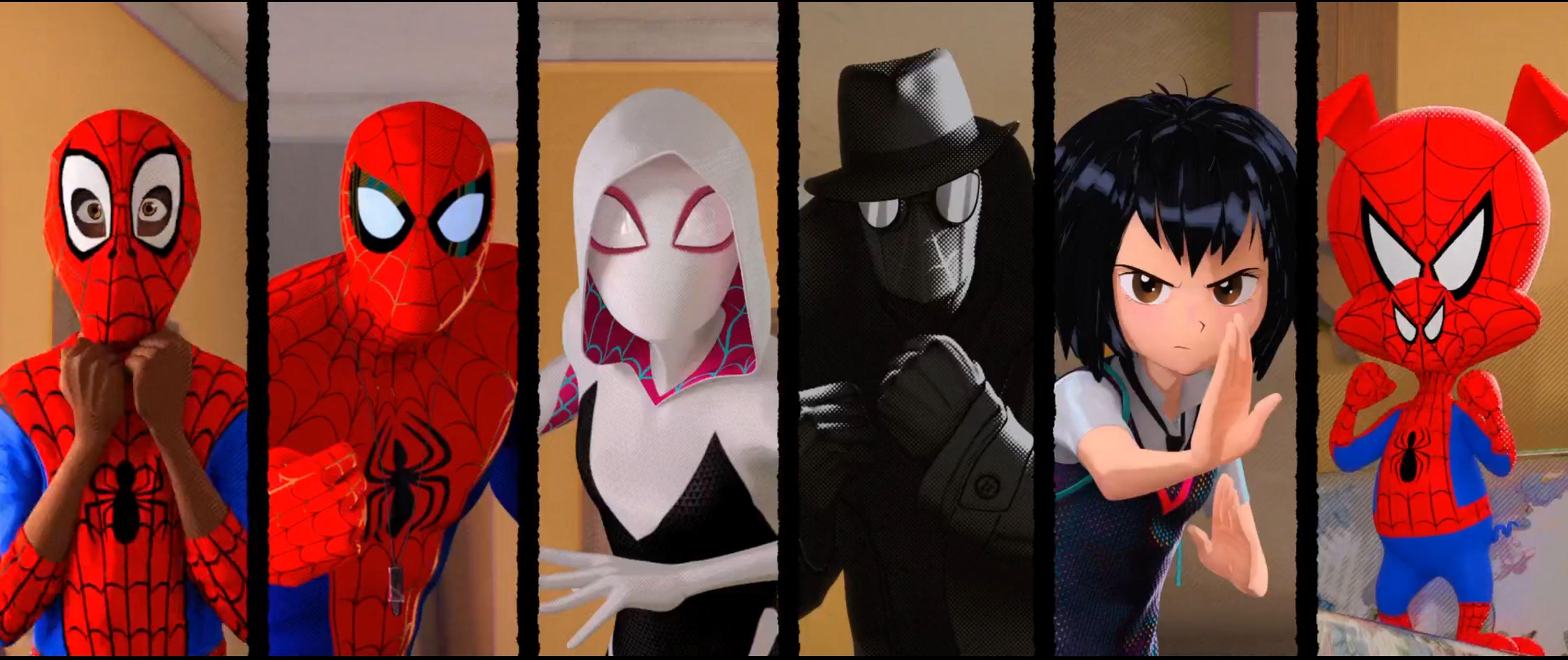 فیلم انیمیشن Spider-Man: Into the Spider-Verse