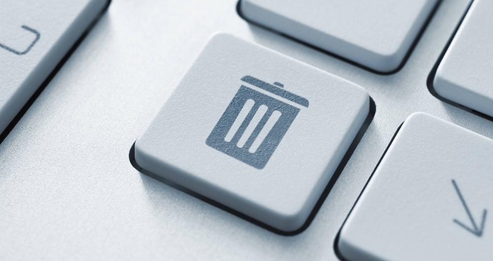 چگونه فایل های غیرقابل حذف در ویندوز را پاک کنیم؟