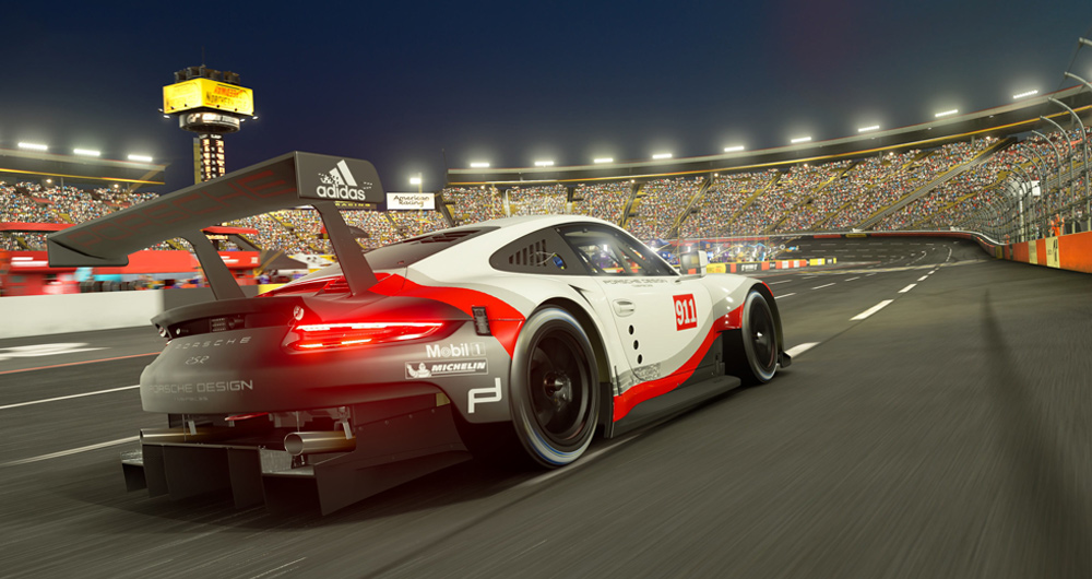 تعداد بازیکنان بازی Gran Turismo Sport