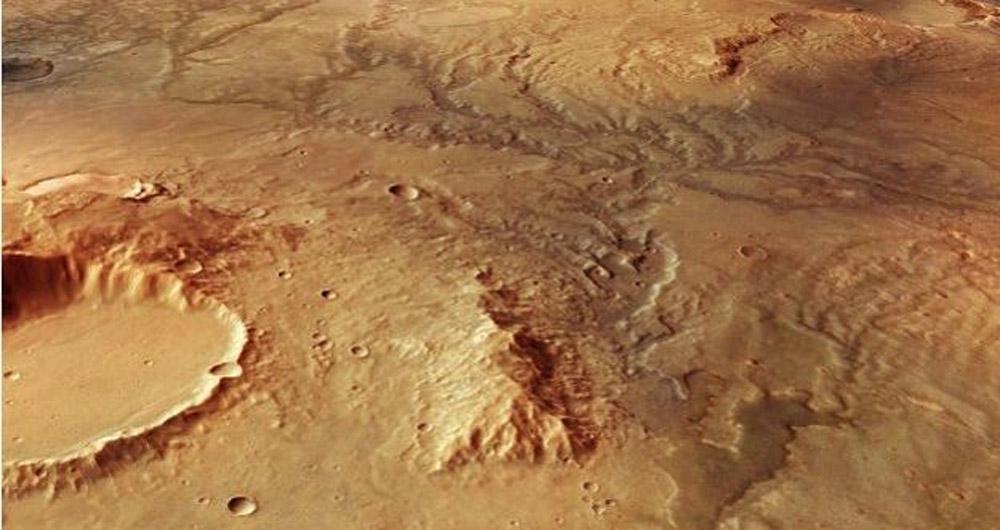 رازهای باستانی سیاره مریخ