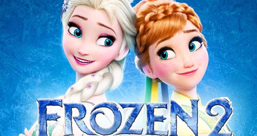 بهترین فیلم های 2019 Frozen 2