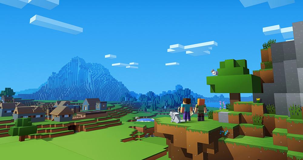 فروش نسخه پی سی بازی Minecraft