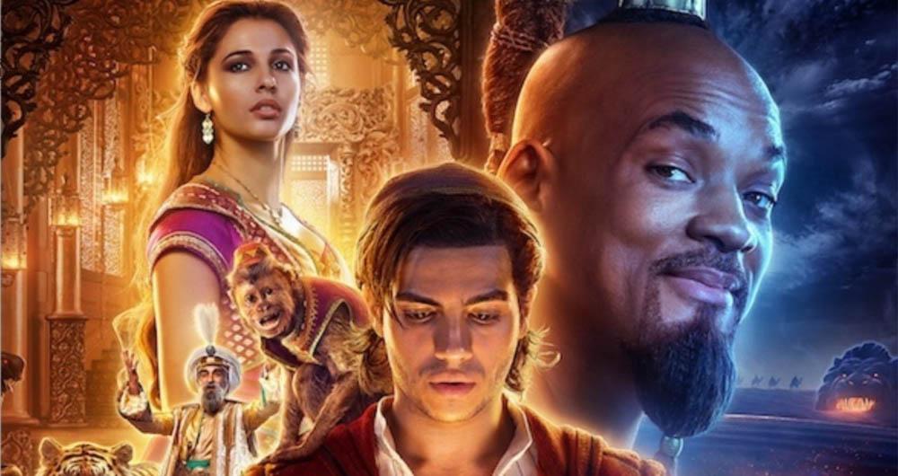 بهترین فیلم های 2019 Aladdin