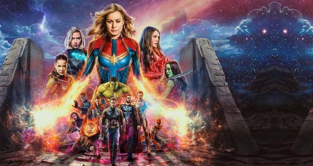 بهترین فیلم های 2019 Avengers: Endgame