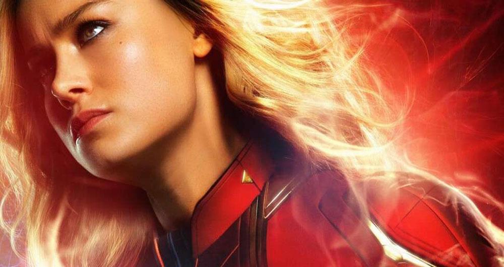 بهترین فیلم های 2019 Captain Marvel