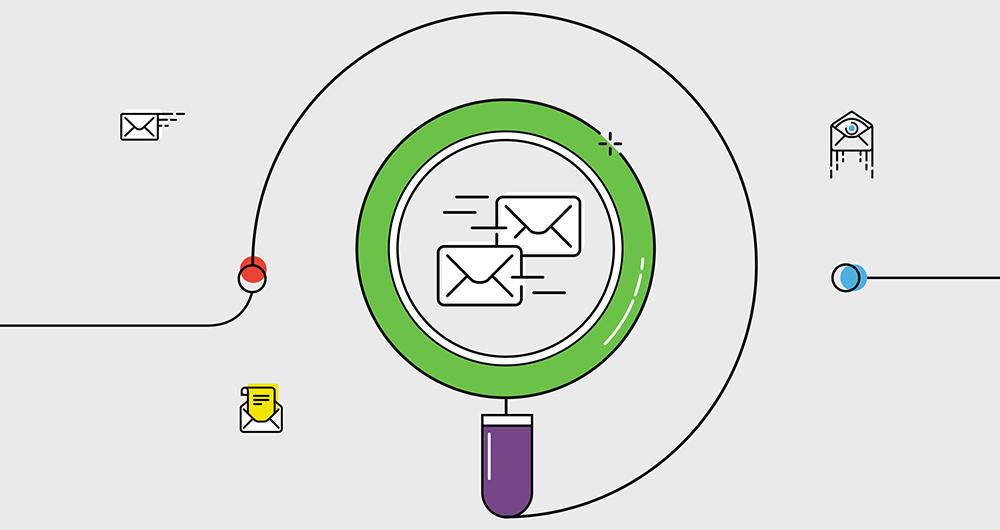 کنترل ایمیل