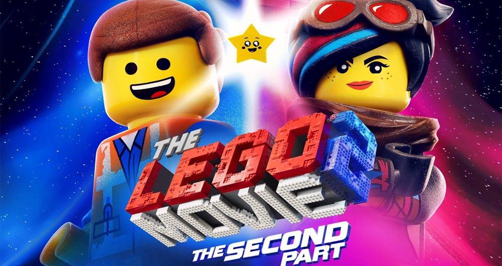 بهترین فیلم های 2019 Lego Movie: the Second Part