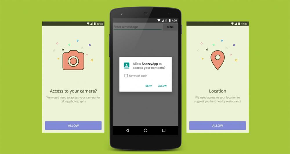 چگونه دسترسی اپلیکیشن ها در اندروید را کنترل کنیم؟
