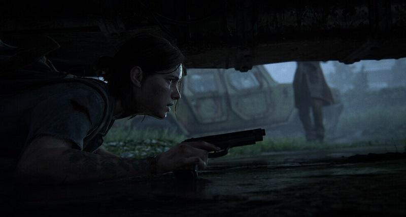 آخرین صحنه بازی The Last of Us Part II