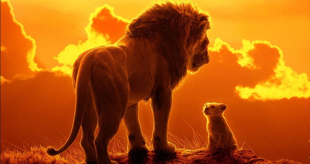 بهترین فیلم های 2019 Lion King