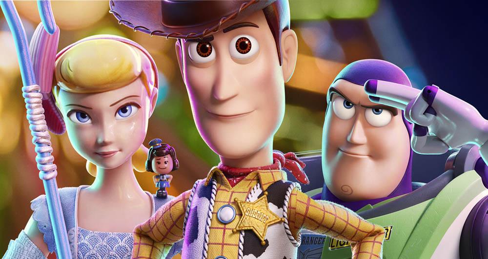 بهترین فیلم های 2019 Toy Story 4