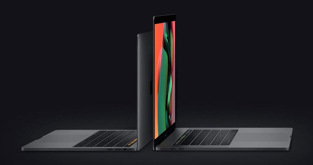 مک بوک پرو 16 اینچی اپل با نمایشگر OLED بدون حاشیه از راه می رسد