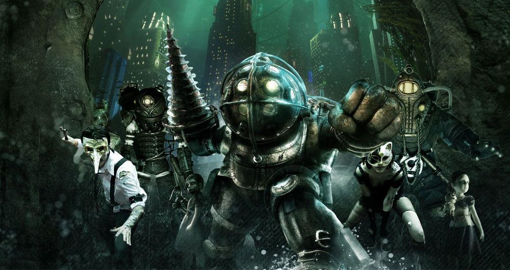 نسخه بعدی بازی BioShock