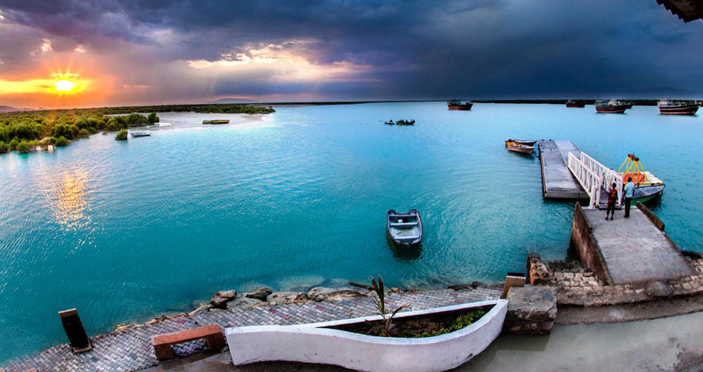 بزرگترین جزیره های ایران
