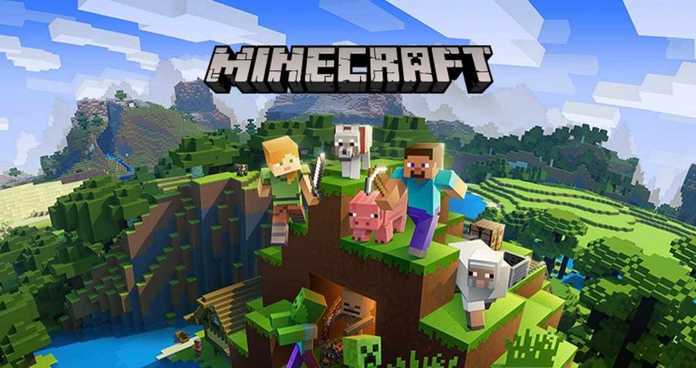 بازی Minecraft Classic