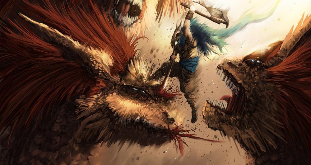 بازی Monster Hunter: World