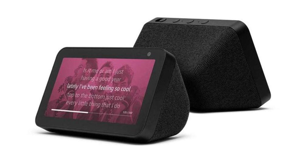 آمازون Echo Show 5 مجهز به نمایشگر کوچک معرفی شد