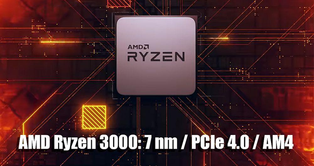 ایامدی Zen 2 Ryzen 3000