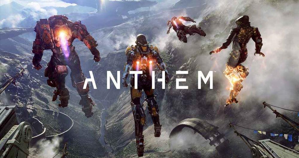 نسخه رایگان بازی Anthem