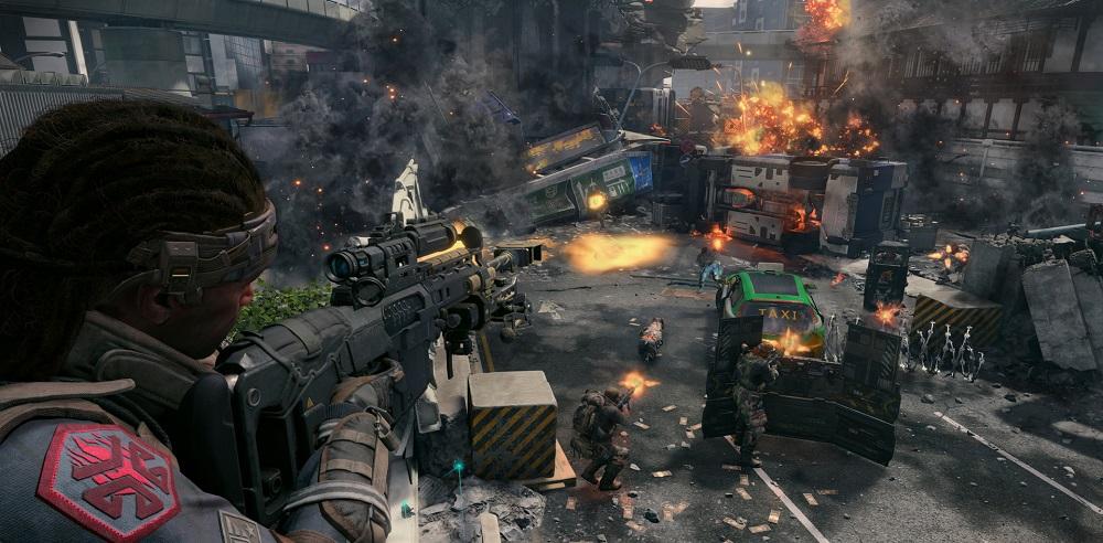 بازی Call of Duty Black Ops 5
