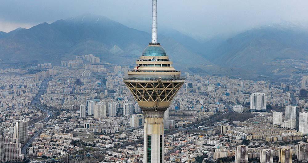 بزرگترین شهرهای ایران