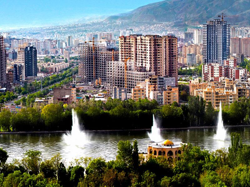 مدرن ترین شهرهای ایران